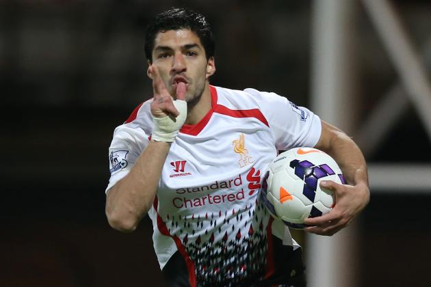 Liverpool Transfer News: Luis Suarez Unlikely to Replace Alvaro Morata at Madrid
