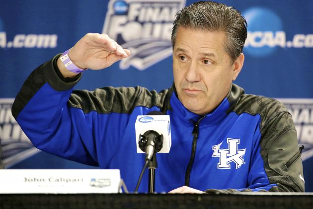 Report: John Calipari Mulled Over Mega Contract to Be Cavs Coach and President