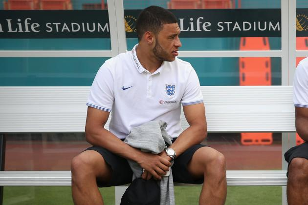 England's Hodgson: Oxlade-Chamberlain Will Be Fit