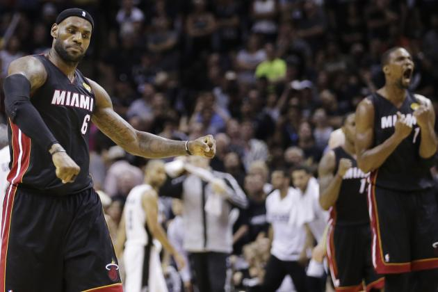NBA Finals 2014: Latest Schedule and Predictions for Spurs vs. Heat Game 3