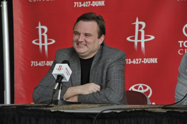 Houston Rockets 'Daryl Morey Effect' Is Ruling NBA Offseason Already