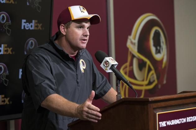 Gruden: 'We Have a First-Class Training Facility'