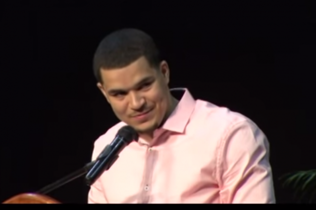 Video: Fred VanVleet's Inspiring Grad Speech