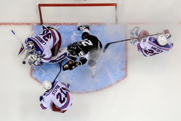 Stanley Cup Final 2014: Updated Schedule and Odds for Kings vs. Rangers Game 4