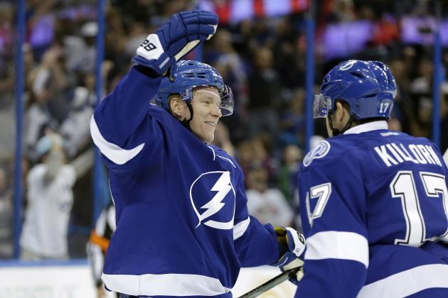 Bolts Re-Sign Calder Finalist Palat to 3-Yr/$10M Deal