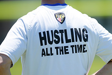 The Caw: John Harbaugh's Newest Motivational T-Shirt