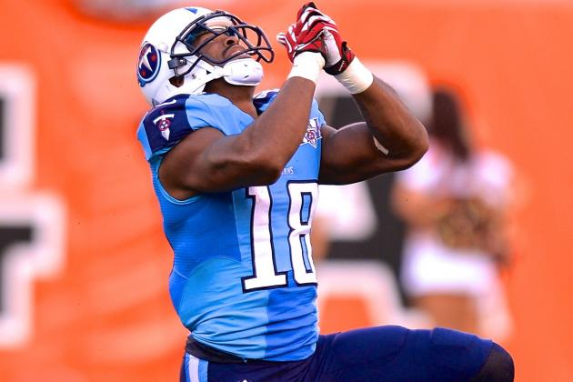 Could Kenny Britt Resurrect Career, Shock the NFL in 2014?
