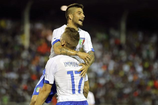 Why Former Pescara Trio Will Be Italy's Surprise Weapon at the World Cup