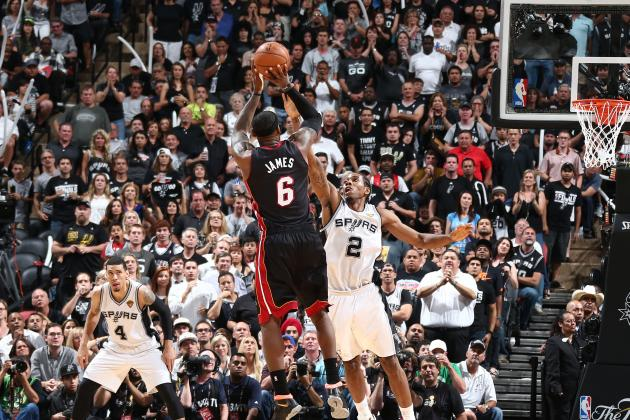 NBA Playoff Schedule 2014: Full Preview, TV Info for Spurs vs. Heat Game 3