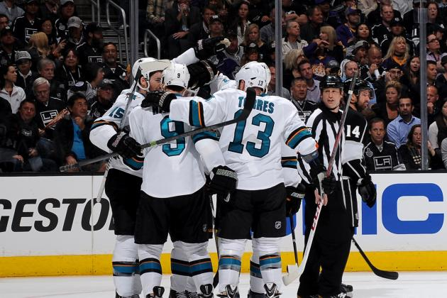 Sharks will win Stanley Cup next year says NBC's Jones