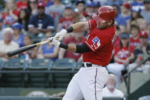 Rangers' Options, Inside and Outside the Organization, After Moreland's Injury