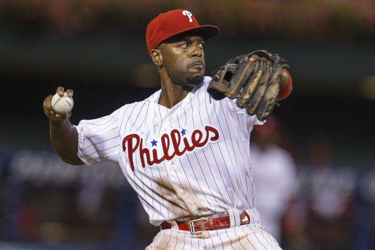 Jimmy Rollins High School Scouting Report: 'Must Move to 2B'