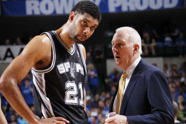 Ripple Effects If Tim Duncan Wins 5th NBA Title