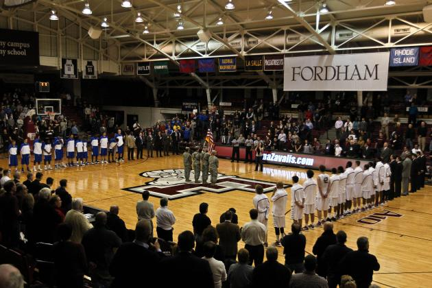 Fordham Basketball Adds Two More to the Mix