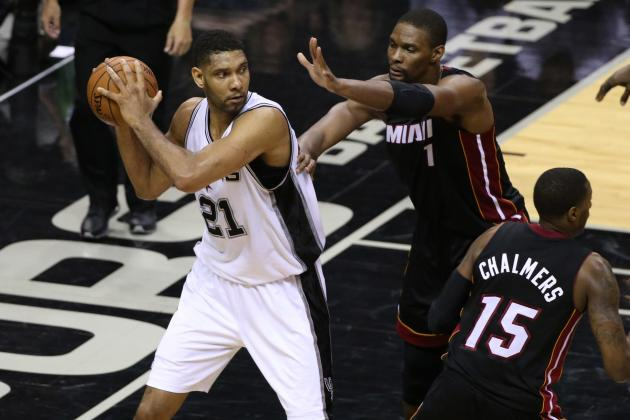 San Antonio Spurs vs. Miami Heat: Game 3 Preview and Predictions