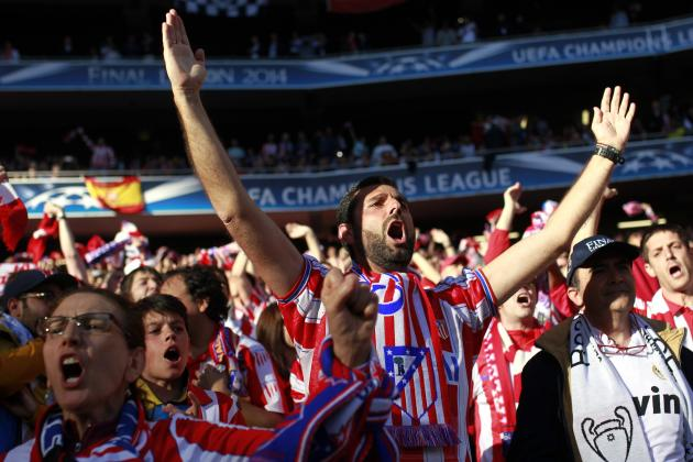 Atletico Madrid Schedule 2014-15: List of Fixtures and Early Analysis