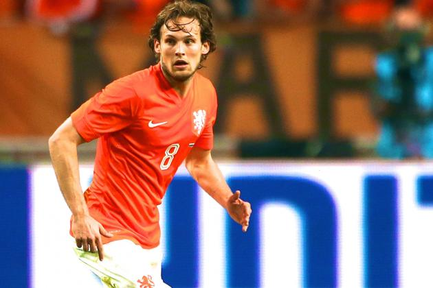 Netherlands' Blind Could Turn Good World Cup into Manchester United Move