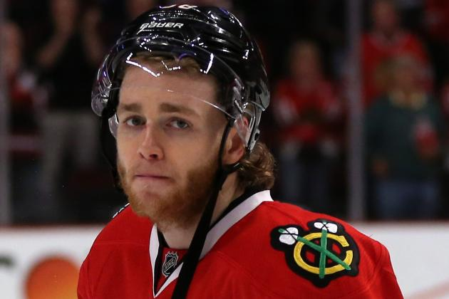 Credit Blackhawks' Kane with Growing Up