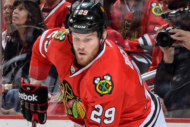 'Big Summer for Me to Get in Shape,' Says Blackhawks' Bickell