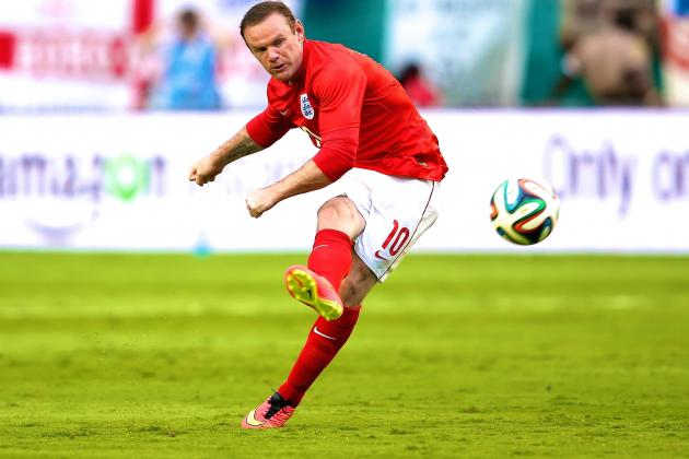 Collymore's World Cup Corner: England's Starters, Chile as Challengers, Injuries