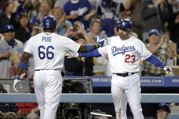 Los Angeles Dodgers vs. Cincinnati Reds: Live Score Updates, Reactions
