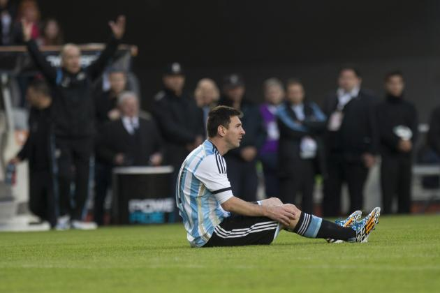 Lionel Messi's Legacy Is On The Line During 2014 World Cup
