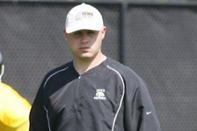 Wallace Named Iowa's Football Recruiting Coordinator