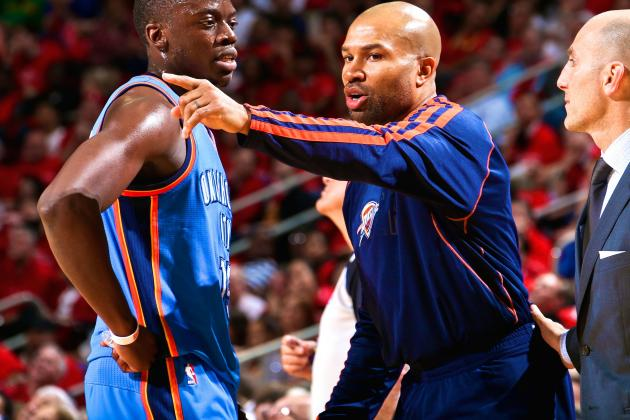 Derek Fisher Named Head Coach of New York Knicks