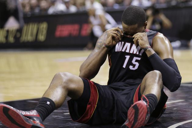 Mario Chalmers 'Doesn't Remember' Elbowing Tony Parker in Chest During Game 2