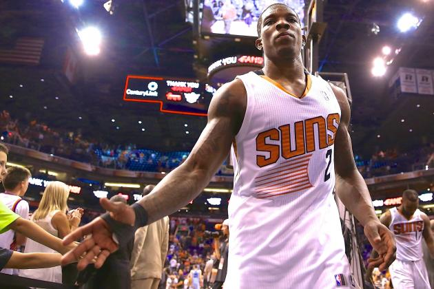 Is Eric Bledsoe Trade Bait or a Franchise Building Block for Phoenix Suns?