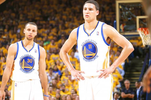 Klay Thompson Thinks Golden State Warriors Becoming a 'Premier' NBA Franchise