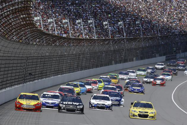 Fantasy NASCAR at Michigan 2014: Picks, Top Drivers for Quicken Loans 400
