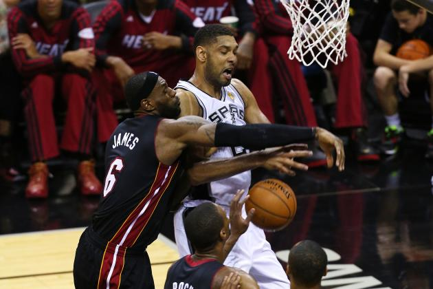 NBA Finals Schedule 2014: TV Info and Prediction for Heat vs. Spurs Game 3