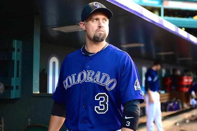 Michael Cuddyer Injury: Updates on Rockies Outfielder's Shoulder and Return