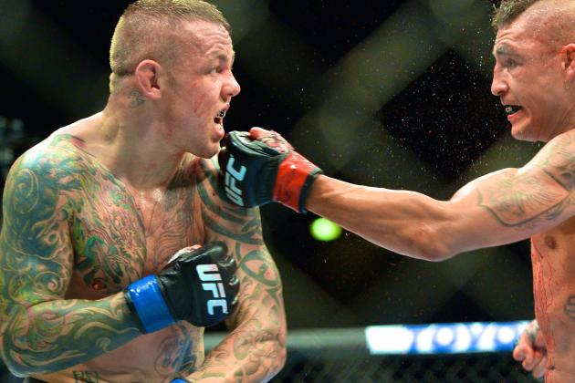 Ross Pearson on Diego Sanchez Loss: 'The Whole World Knows I Won the Fight'