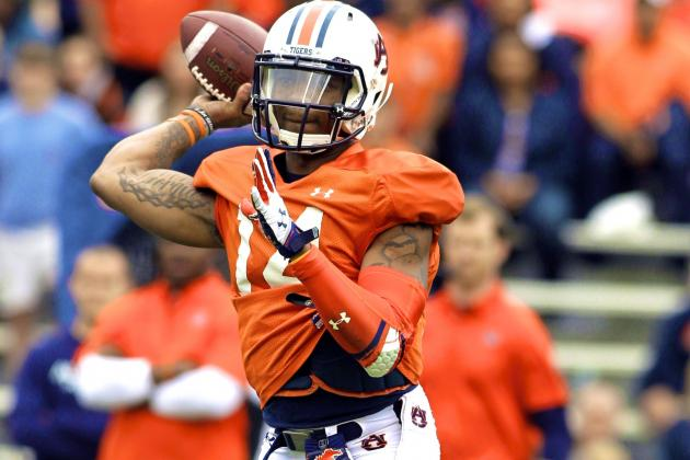 Why Nick Marshall Will Be the Most Dangerous College Football Player in 2014