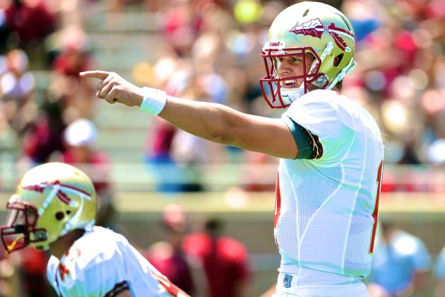Jimbo Fisher Says Jacob Coker Is  Most Talented QB During Nick Saban's Tenure
