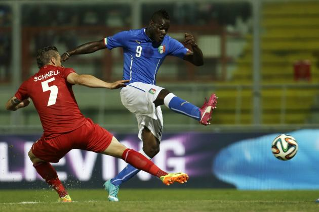 Even a Great World Cup Should Not Tempt Arsenal into Moving for Mario Balotelli