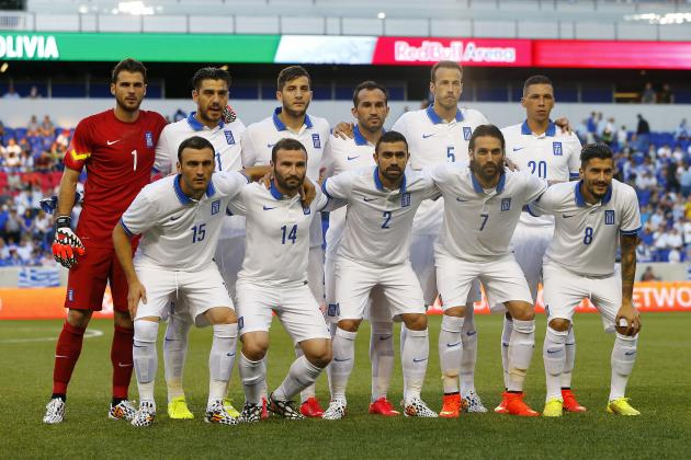 Greece's Key Weapon and Achilles' Heel at 2014 World Cup