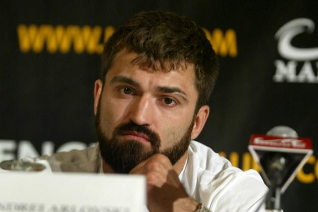 UFC 174: Is Andrei Arlovski One-and-Done If He Loses?