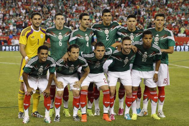 Mexico's Key Weapon and Achilles' Heel at 2014 World Cup