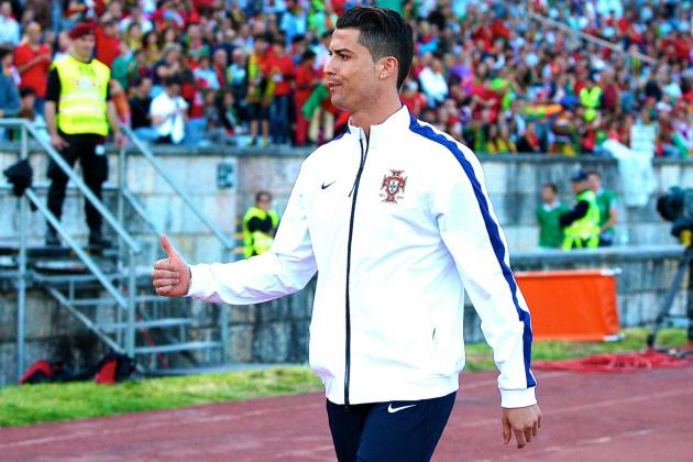 Cristiano Ronaldo Has Unusual Knee Condition, Puts Portugal in Tough Position