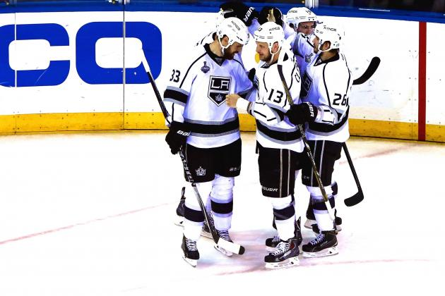 Kings vs. Rangers: Game 3 Score and Twitter Reaction from 2014 Stanley Cup Final