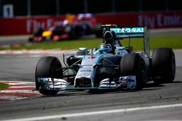 Canadian GP Not the Turning Point in Mercedes' Dominance of 2014 F1 Season