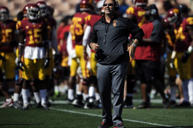 USC Football Recruiting: There's No Excuse for Steve Sarkisian Post-Sanctions