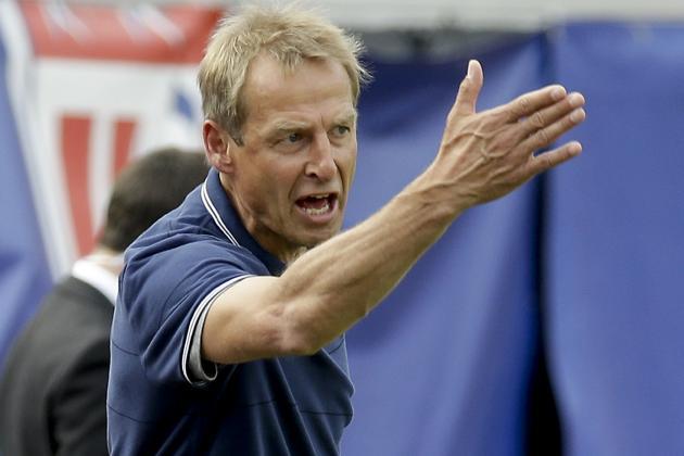 USMNT: Klinsmann's Unbalanced Formation Effective Versus Nigeria