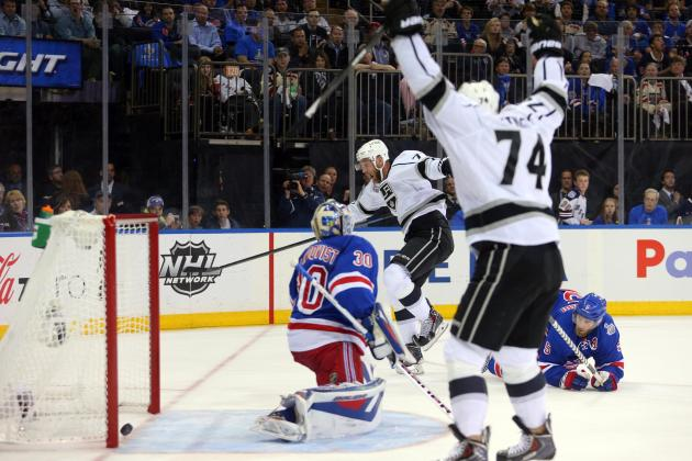 Kings vs. Rangers: Biggest Takeaways from First 3 Games of Stanley Cup Final