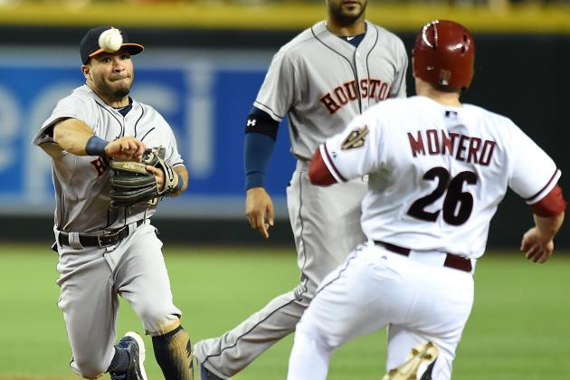 Altuve, Cosart Lead Astros Past Diamondbacks 4-3