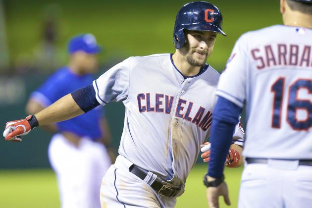 Lonnie Chisenhall's 3-HR Night Highlights Breakout 2014 for Former Top Prospect