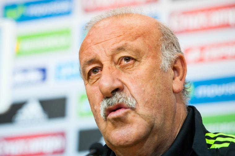 Why Vicente Del Bosque Is Under Most Pressure for Spain at the World Cup